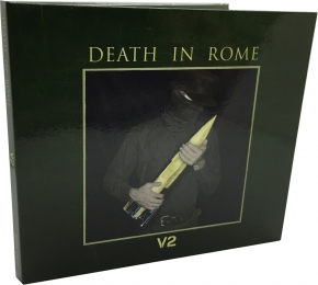 DEATH IN ROME V2 CD Digipack 2018