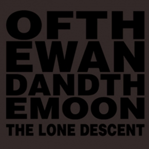 OF THE WAND AND THE MOON The Lone Descent 2LP GOLD VINYL 2018 LTD.500