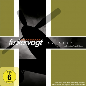 FUNKER VOGT Aviator - Collector's Edition 2CD+DVD Digipack 2018
