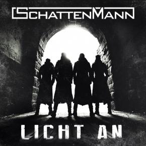 SCHATTENMANN Licht An LIMITED CD Digipack 2018 +3 Bonustracks
