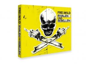 FREI.WILD Rivalen und Rebellen 2CD 2018