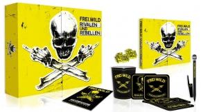 FREI.WILD Rivalen und Rebellen LIMITED 3CD BOXSET 2018