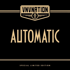 VNV NATION Automatic (Limited Special Edition) 2LP CLEAR VINYL 2018