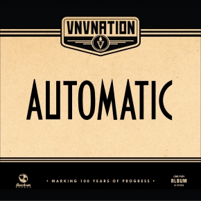 VNV NATION Automatic (Regular Edition) 2LP BLACK VINYL 2018