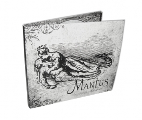 MANTUS Refugium CD Digipack 2016