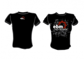 EBM Industries GIRLIE-SHIRT