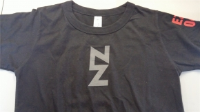 NZ Raw And Pure GIRLIE-SHIRT