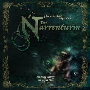 JOHANNES BERTHOLD Narrenturm (15 Jahre Jubiläum-Buch-Editon) CD 2018 ILLUMINATE