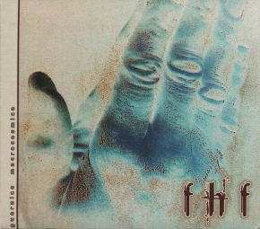 FIST HUMAN FERRO Guernica Macrocosmica CD Digipack 2003 LTD.700