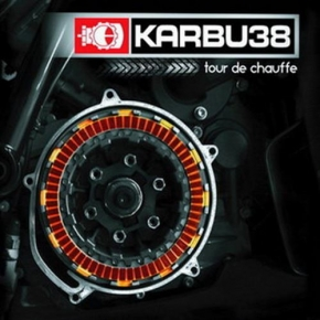 KARBU 38 Tour de Chauffe LIMITED CD Digipack 2011