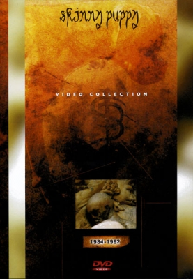 SKINNY PUPPY Video Collection 1984-1992 DVD 2001