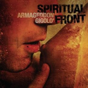 SPIRITUAL FRONT Armageddon Gigolo LP RED VINYL 2018 LTD.200