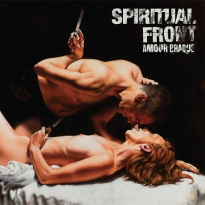 SPIRITUAL FRONT Amour Braque 2CD+BUCH 2018 LTD.700