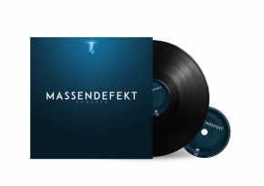 MASSENDEFEKT Pazifik LIMITED LP VINYL+CD 2018