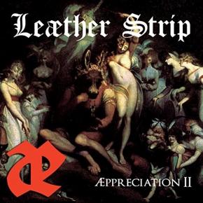 LEAETHER STRIP Aeppreciation II CD 2018