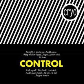 CRYO Control EP CD 2018 LTD.500 (VÖ 16.03)