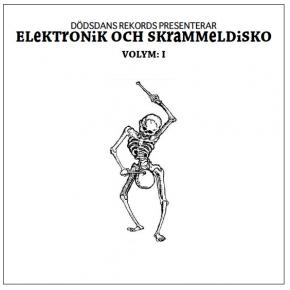 Elektronik Och Skrammeldisko Volym: 1 LP VINYL 2014 LTD.250