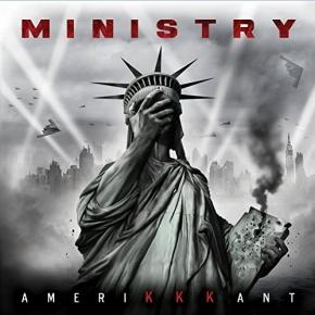 MINISTRY AmeriKKKant CD 2018