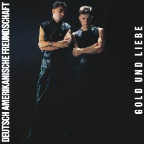 D.A.F. (Deutsch Amerikanische Freundschaft) Gold Und Liebe LP VINYL 2018 DAF