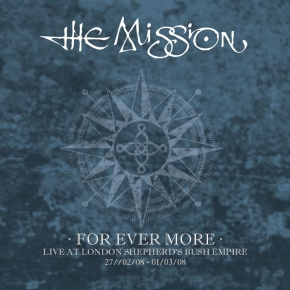 THE MISSION For Ever More - Live At London 2008 5CD BOX 2018