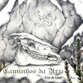 URZE DE LUME Caminhos da Urze CD Digipack 2015 LTD.300