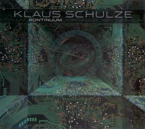 KLAUS SCHULZE Kontinuum CD Digipack 2007