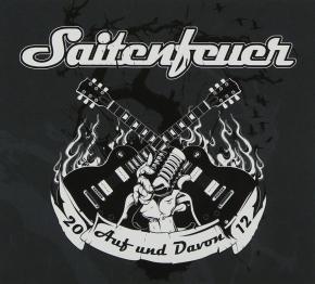 SAITENFEUER Auf und Davon 2012 CD Digipack 2016