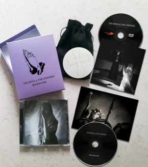 THE DEVIL & THE UNIVERSE Benedicere CD+DVD BOX 2018 LTD.100