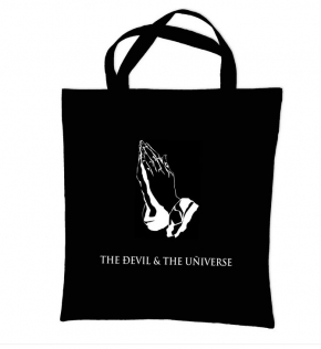 THE DEVIL & THE UNIVERSE Benedicere LP VINYL+CD BAG 2018 LTD.50