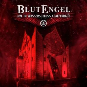 BLUTENGEL Live Im Wasserschloss Klaffenbach 2CD Digipack 2018