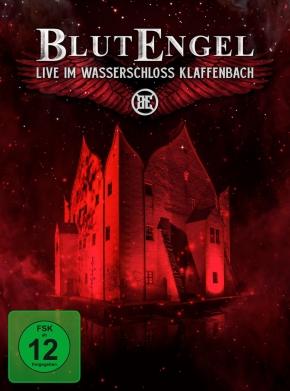 BLUTENGEL Live Im Wasserschloss Klaffenbach DVD 2018