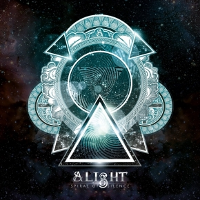 ALIGHT Spiral Of Silence CD Digipack 2018
