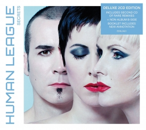 HUMAN LEAGUE Secrets (Deluxe Edition) 2CD Digipack 2018