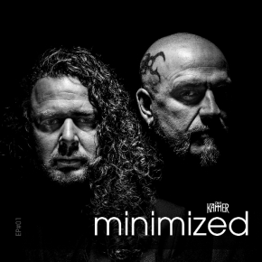 DIE KAMMER minimized EP#01 CD Digipack 2018