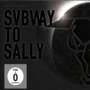 SUBWAY TO SALLY Schwarz In Schwarz LIMITED CD+DVD Digipack 2011