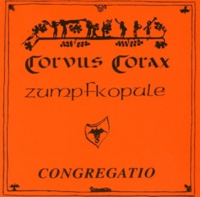 CORVUS CORAX Congregatio CD 1993
