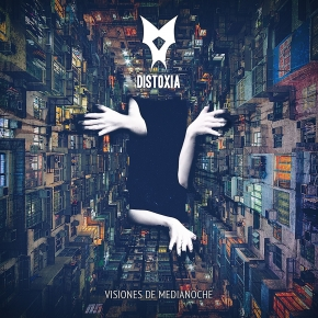 DISTOXIA Visiones De Medianoche CD Digipack 2018 LTD.150