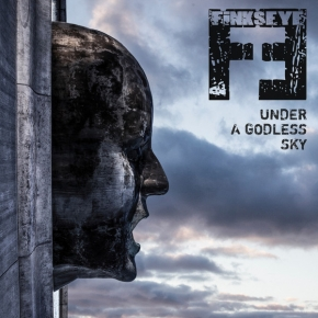 FINKSEYE Under A Godless Sky CD 2018 LTD.300