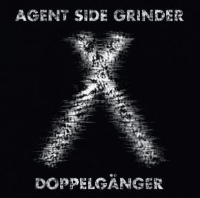 """AGENT SIDE GRINDER Doppelgänger 7"""" VINYL 2018 LTD.500"""
