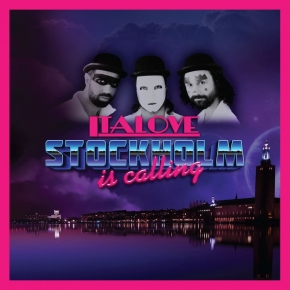 ITALOVE The Stockholm Is Calling EP CD 2017