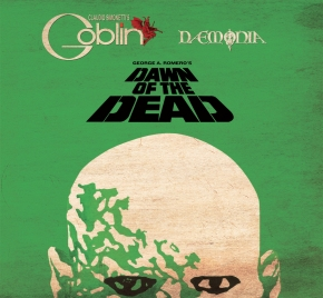 Claudio Simonetti's GOBLIN Dawn of the Dead 2CD Digipack 2018