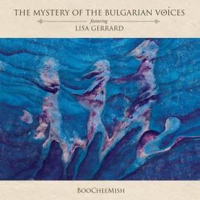 THE MYSTERY OF THE BULGARIAN VOICES feat. LISA GERRARD BooCheeMish 2CD ARTBOOK