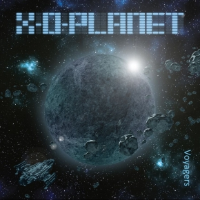 X-O-PLANET Voyagers CD 2018