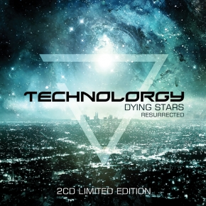 TECHNOLORGY Dying Stars Resurrected 2CD 2018 LTD.100