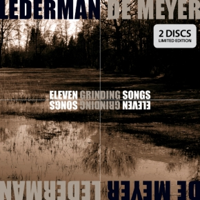 LEDERMAN - DE MEYER Eleven Grinding Songs LIMITED 2CD Digipack 2018 FRONT 242