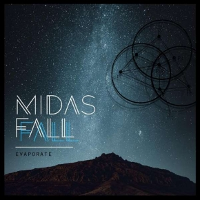 MIDAS FALL Evaporate CD Digipack 2018