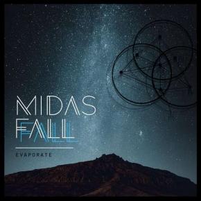 MIDAS FALL Evaporate CD Digipack 2018