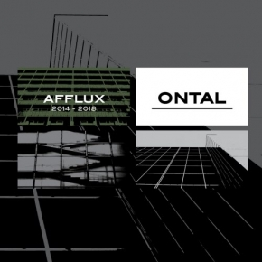 ONTAL Afflux 2014-2018 CD Digipack 2018 HANDS