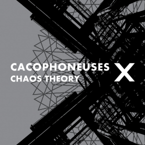 CACOPHONEUSES Chaos Theory CD Digipack 2018 HANDS