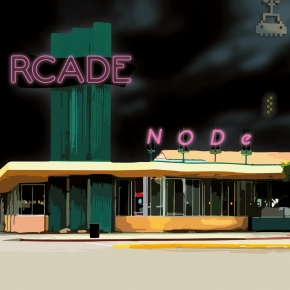 NOT ORDINARY DEAD [NODe] Rcade CD Digipack 2018